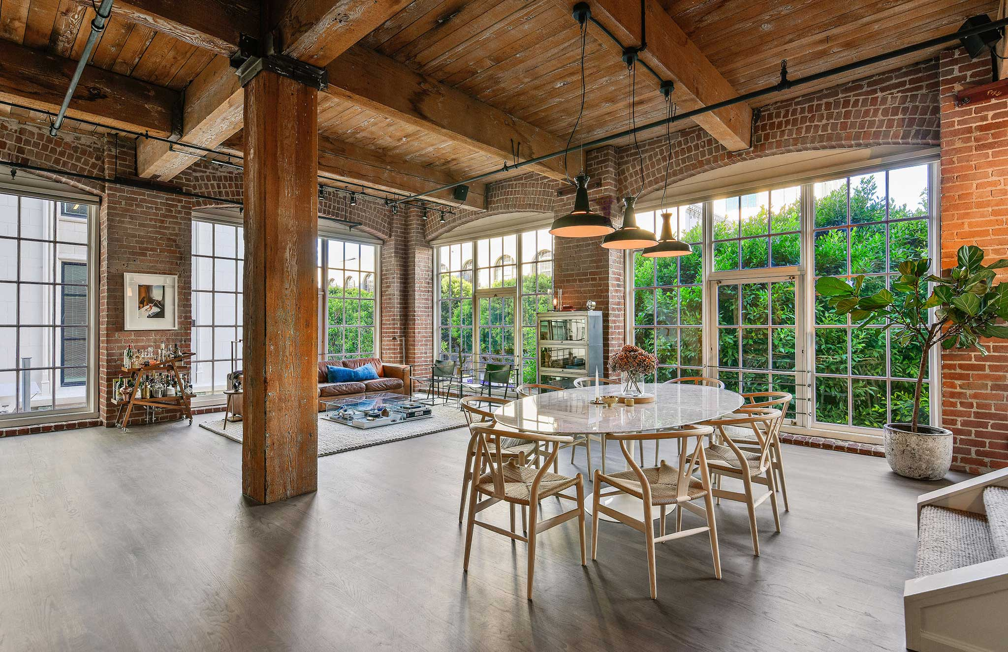 Property Of The Week A Light Filled Live Work Loft In San