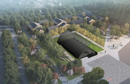 China is getting its own Serpentine Pavilion