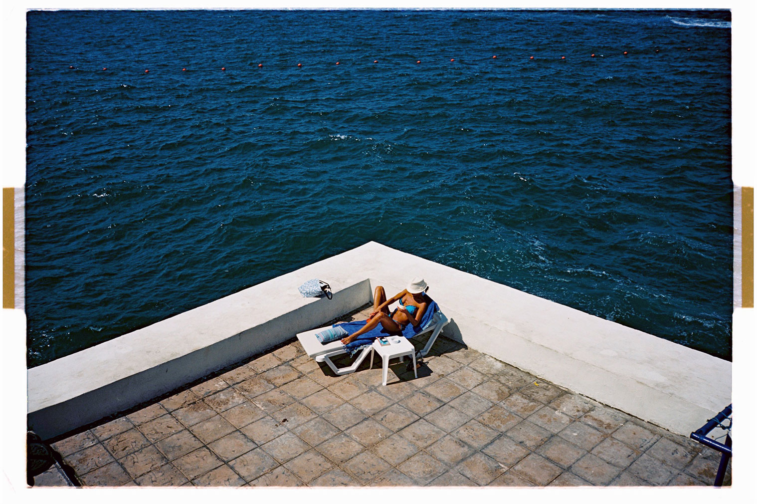 Six days at the Sporting Club - a photo essay by Cedric Bardawil