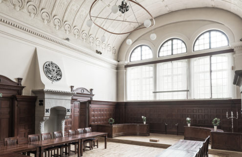 Property of the week: a converted courthouse in Sweden's Avesta
