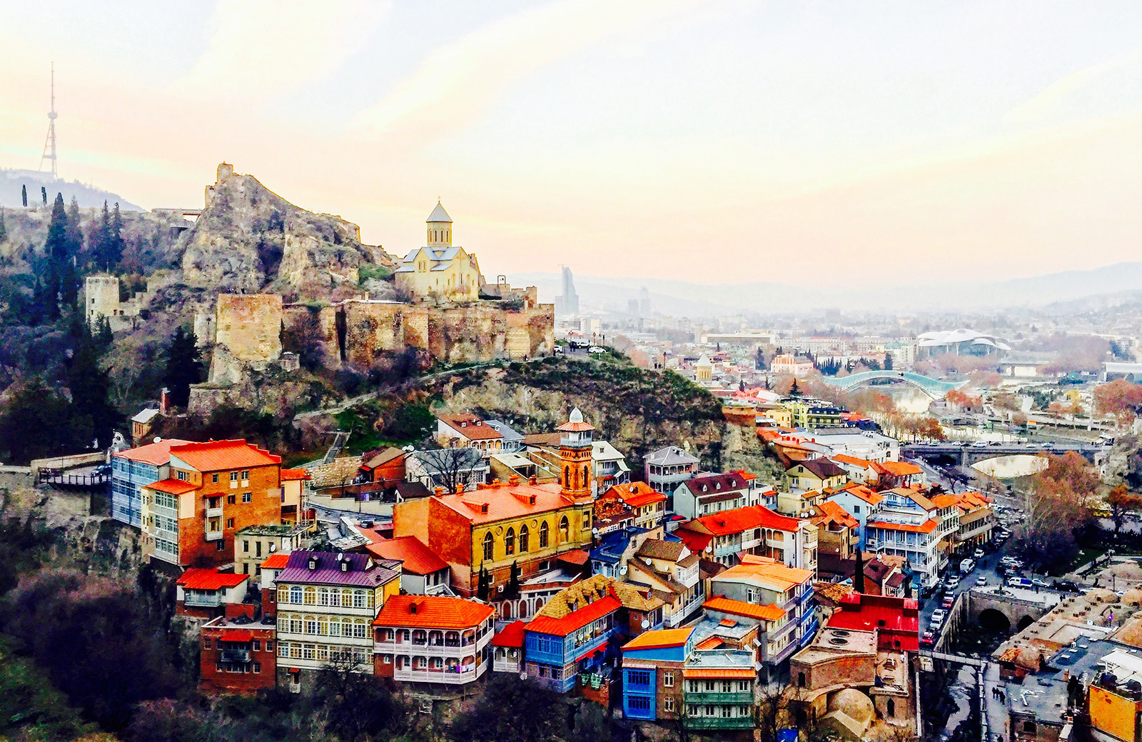 Cities to watch in 2018: Tbilisi, Georgia