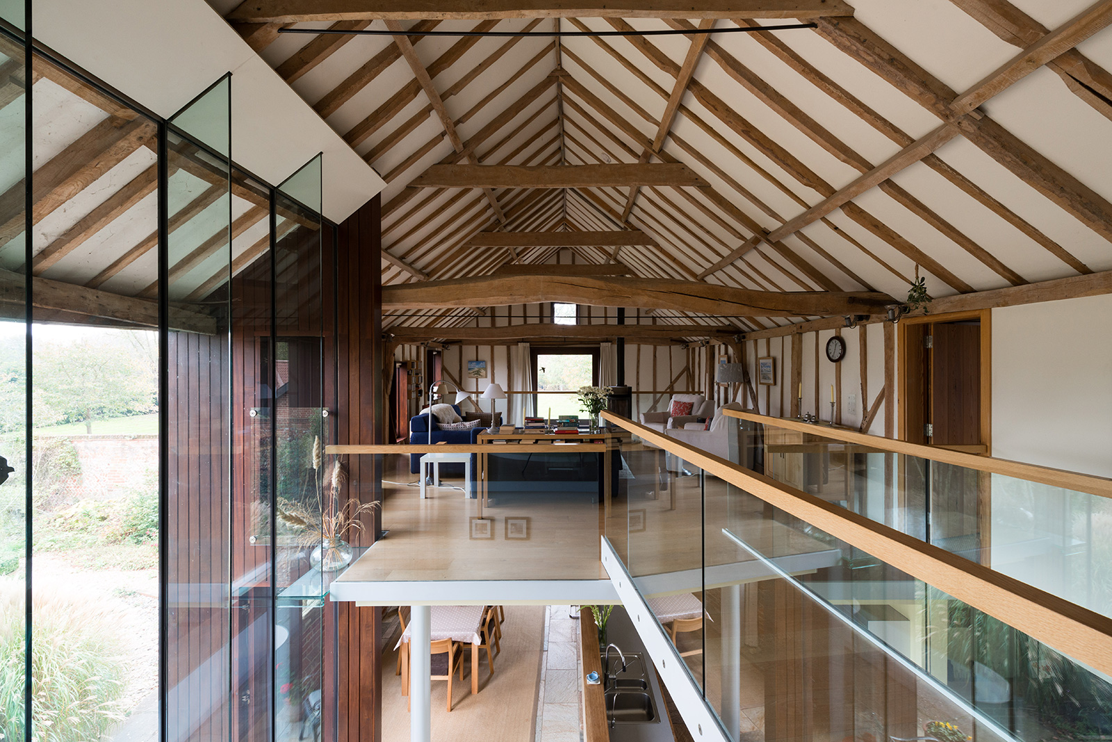 Victorian barn conversion in suffolk hits the market for for New barns for sale