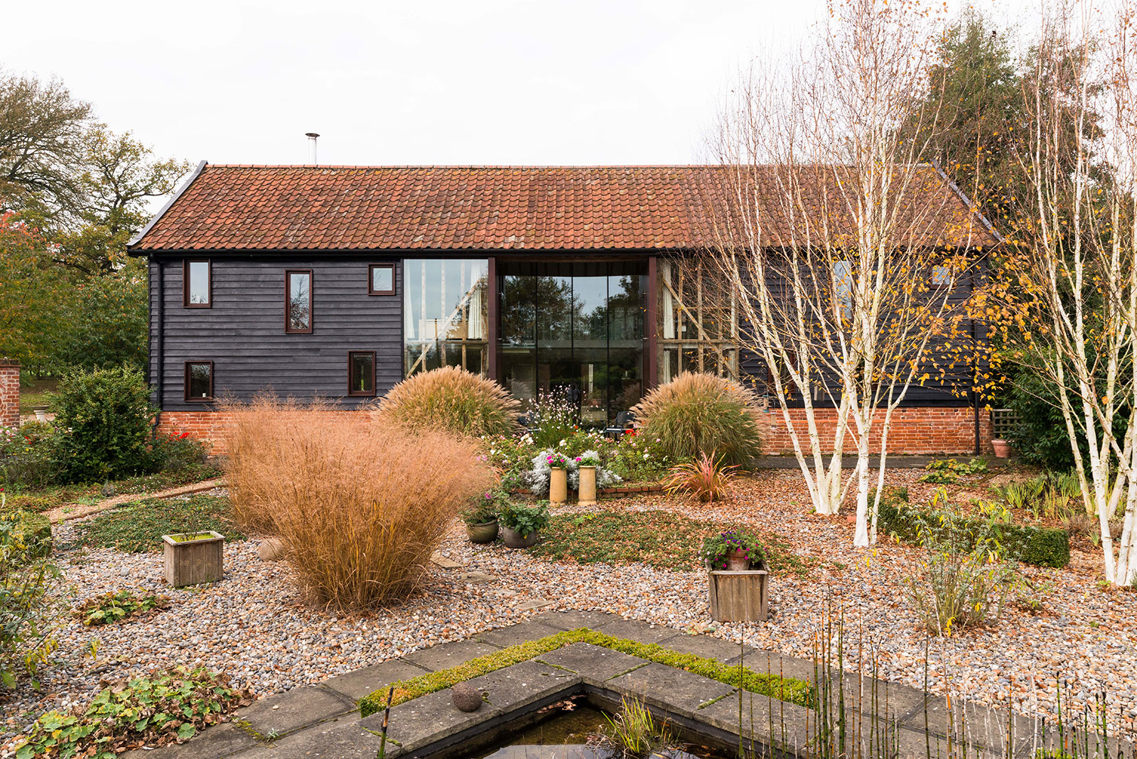 Converted barn for sale