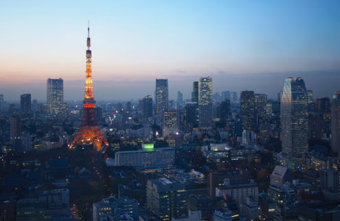 Cities to watch in 2018: Tokyo