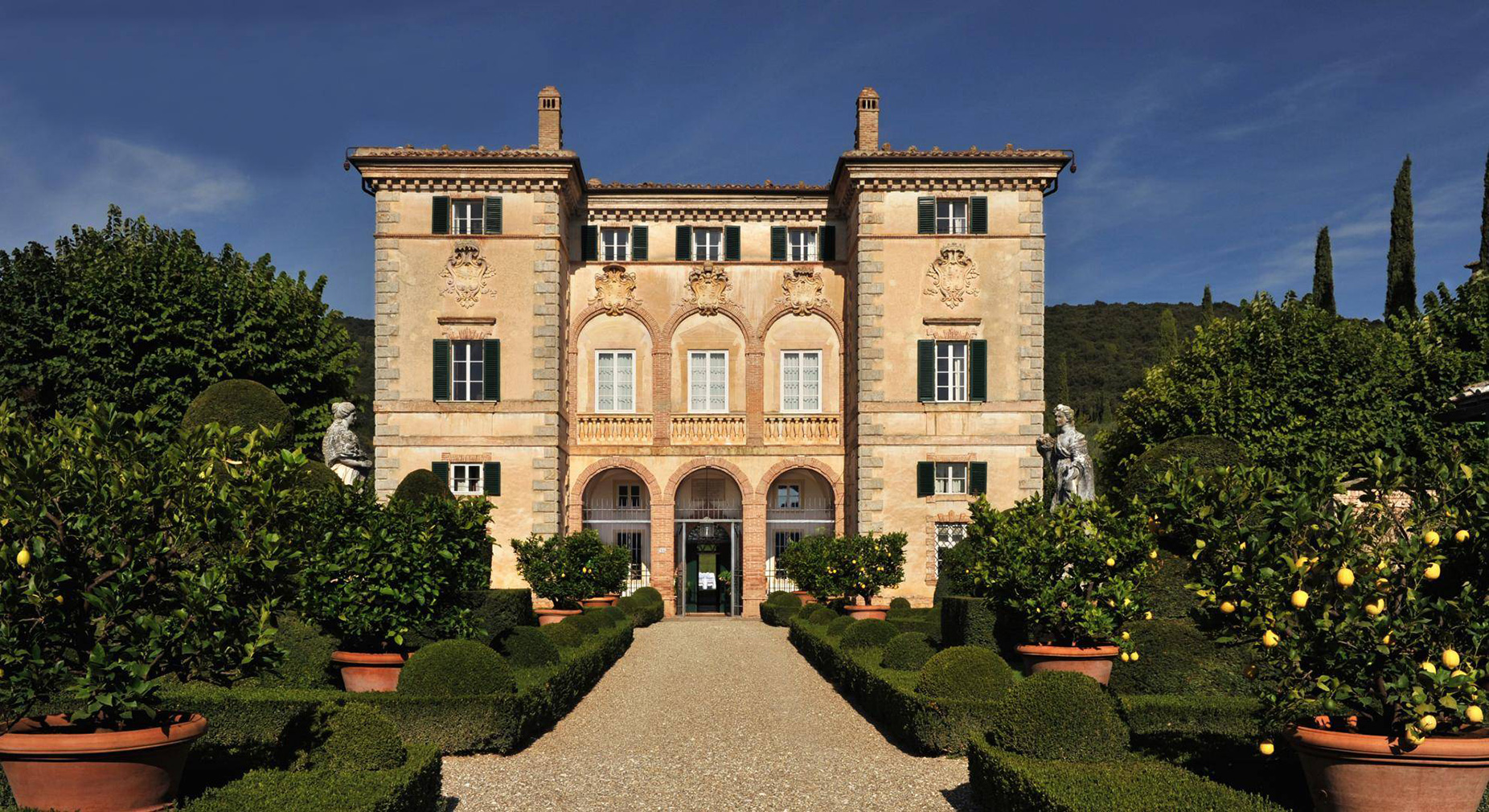 Holiday home of the week: an opulent Baroque villa in