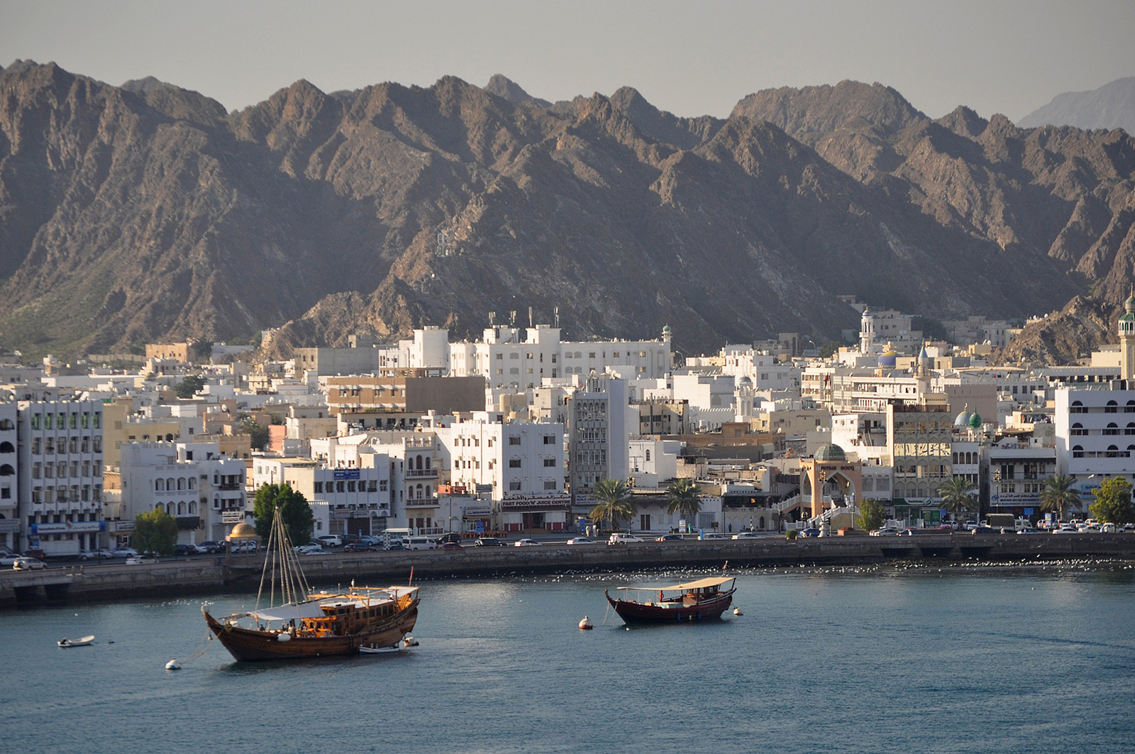 Cities to watch in 2018: Muscat in Oman