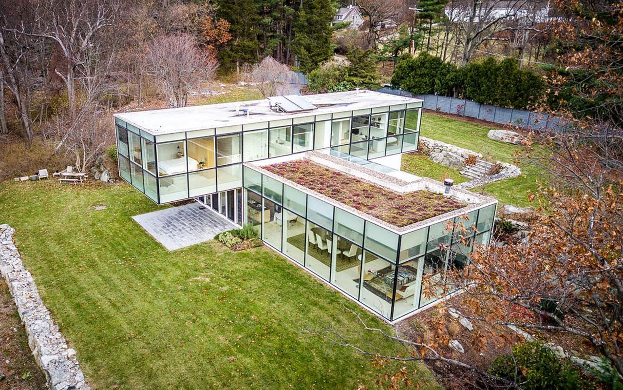 New York State property by Toshiko Mori