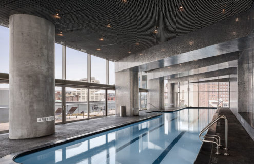 Healthy homes: 8 properties with spas, pools and gyms
