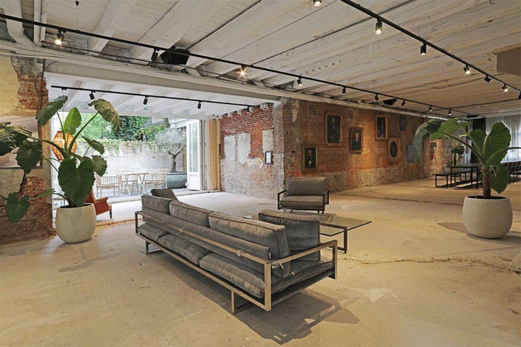 Loft In Amsterdam : Property of the week: an amsterdam loft thats ripe for renovation