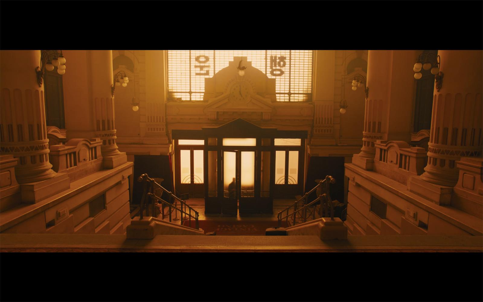Budapest Stock Exchange, Blade Runner 2049