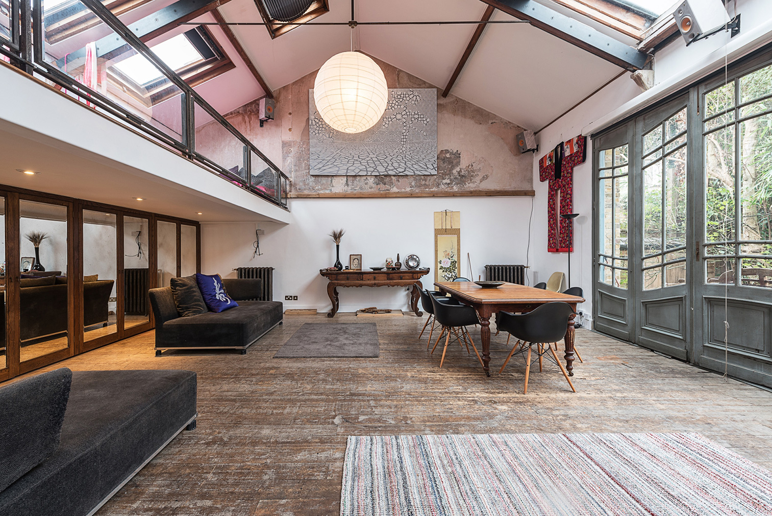 Vaulted Former Art Studio In London Asks 775 A Week New