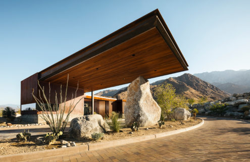 How today's architects are reinvigorating Palm Springs Modernism