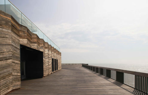 Stirling Prize-winning Hastings Pier is already up for sale