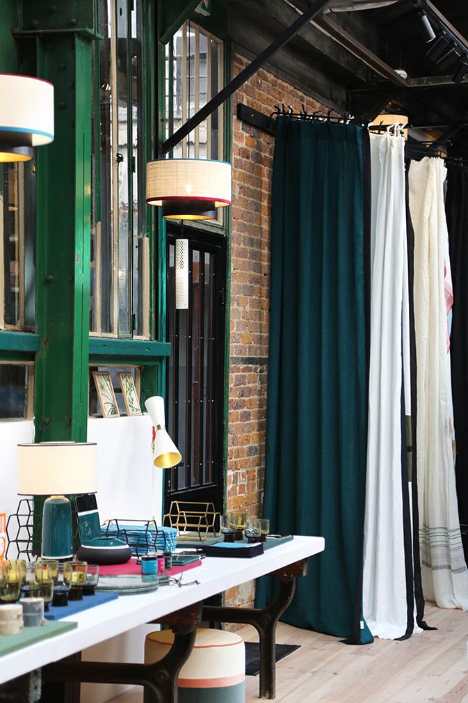 sarah lavoine opens a design store in a hidden paris atelier. Black Bedroom Furniture Sets. Home Design Ideas
