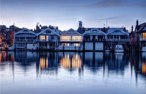 Boathouse in Henley-on-Thames hits the market
