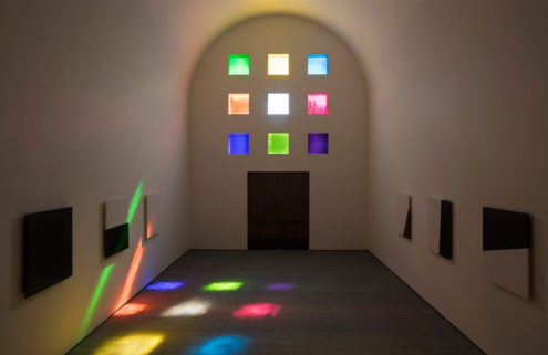Ellsworth Kelly's posthumous rainbow pavilion opens in Austin