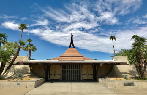 Sacred spaces: tour the Modernist churches of Palm Springs