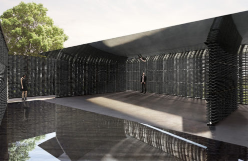 Young-gun architect Frida Escobedo to design 2018 Serpentine Pavilion