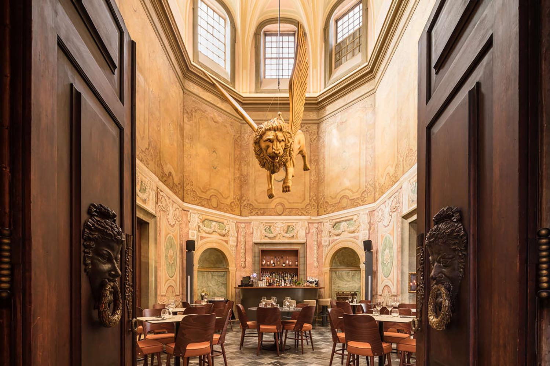 Palacio Chiado restaurant in Lisbon