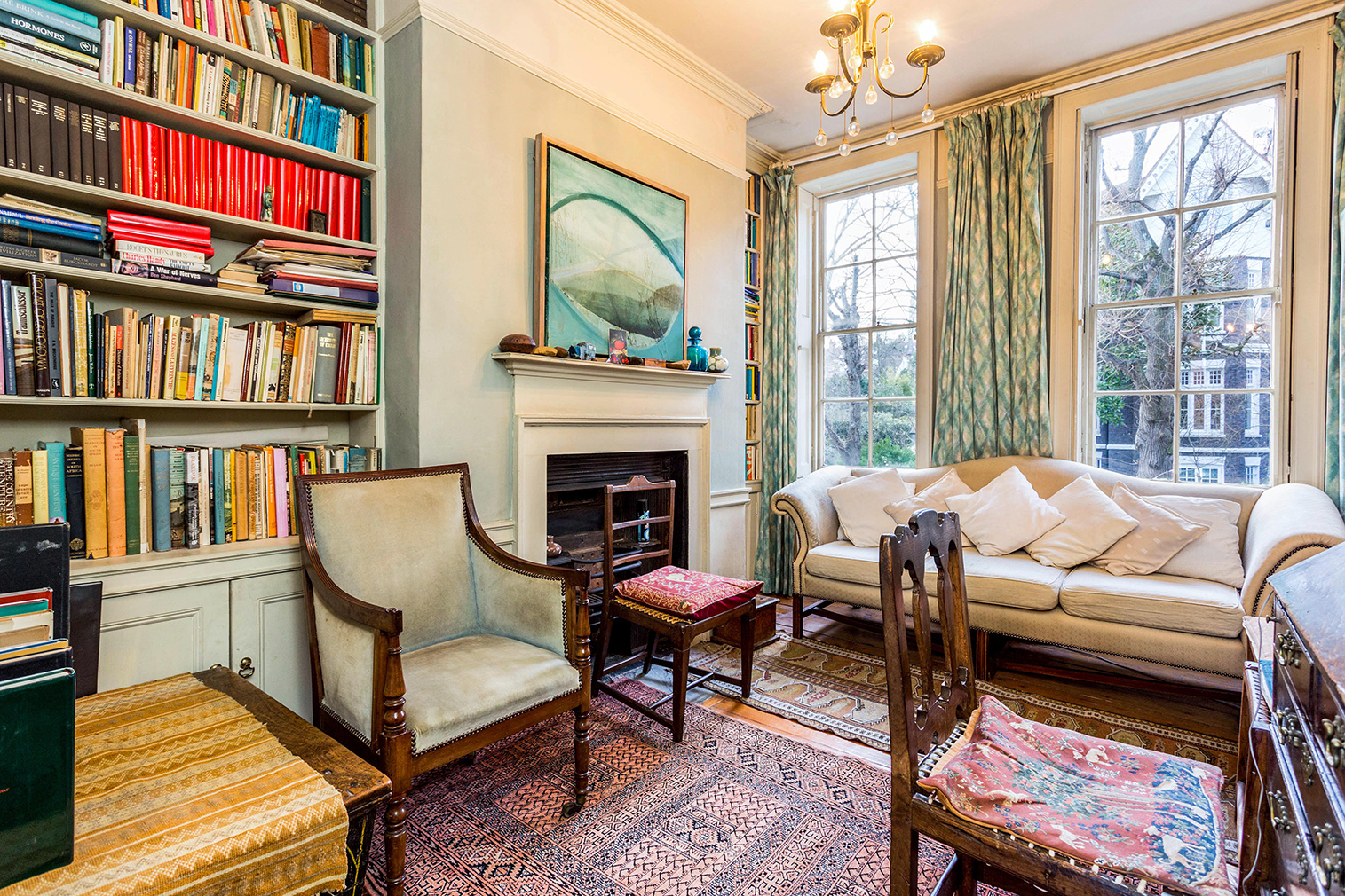 John Constable's former home is for sale in Hampstead