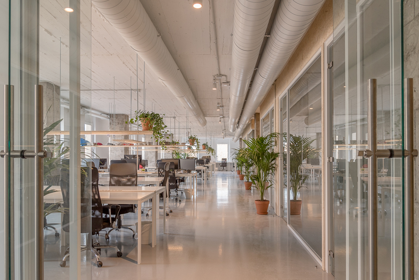 Barcelona coworking space, Aticco