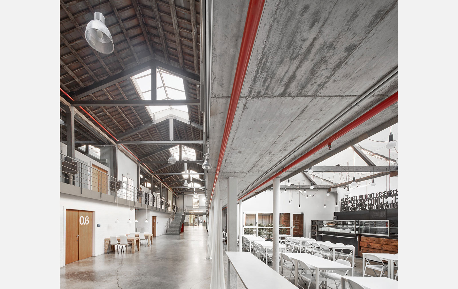 Bau School of Design in Poblenou, Barcelona