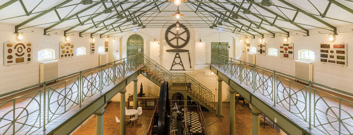 Hove's historic British Engineerium museum is now for sale