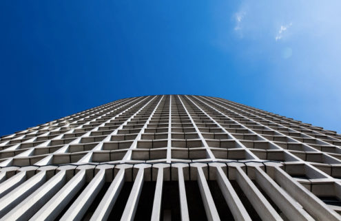 London's Centre Point emerges from its epic transformation