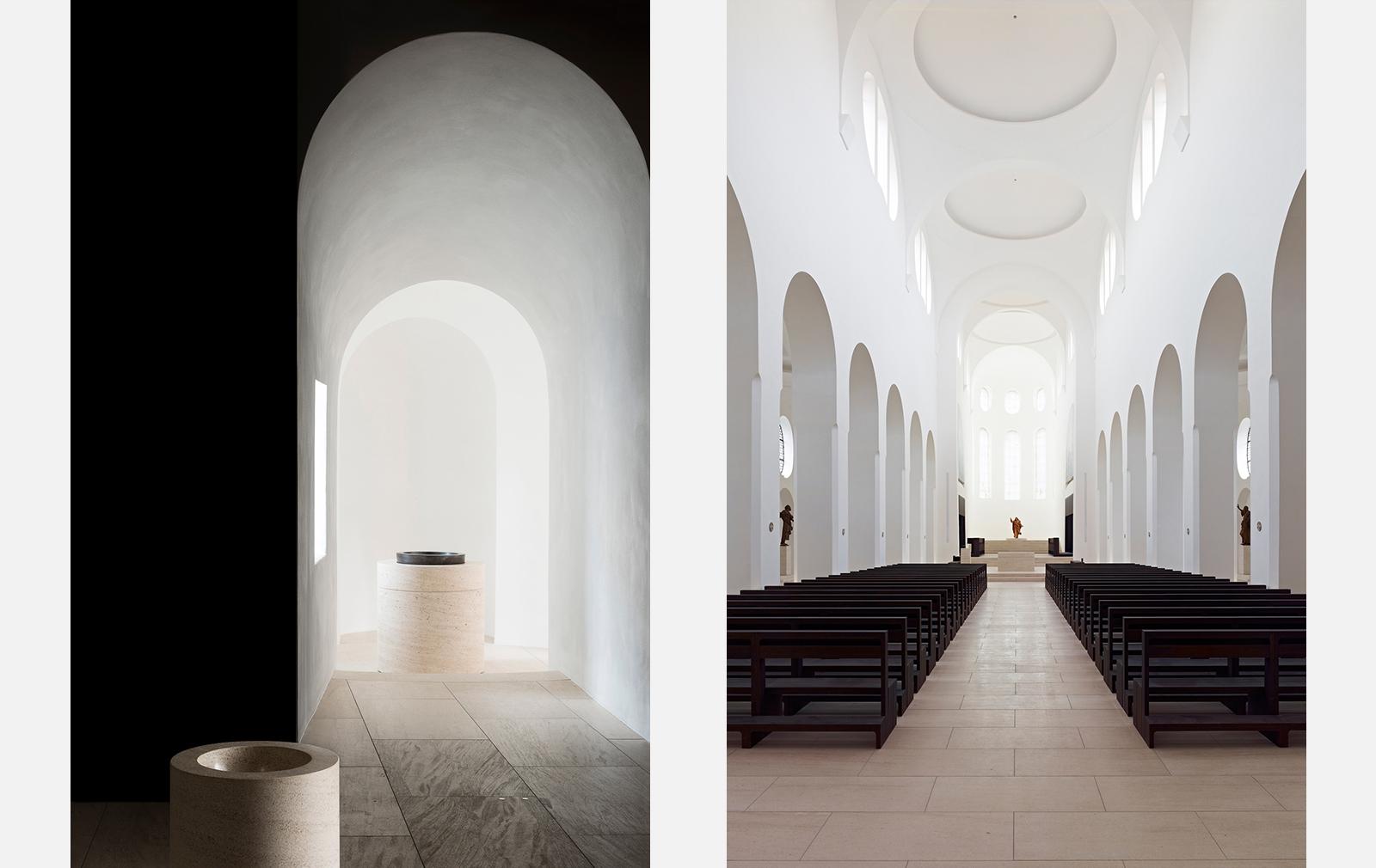 Church by John Pawson
