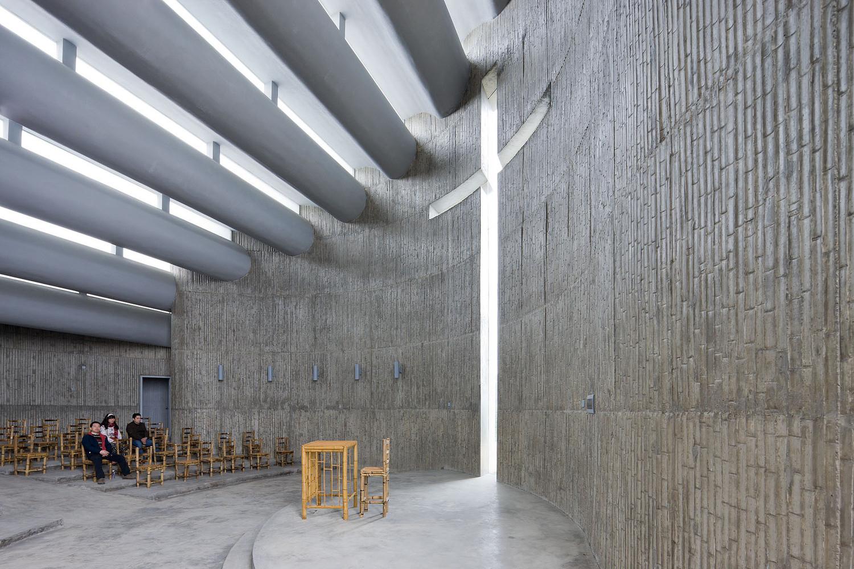 Church of Seed by O Studio Architects, Guangzhou, China
