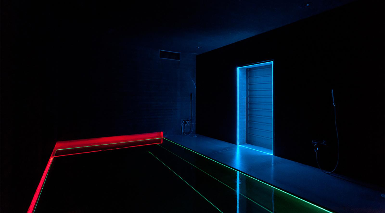 James Turrell Light Room