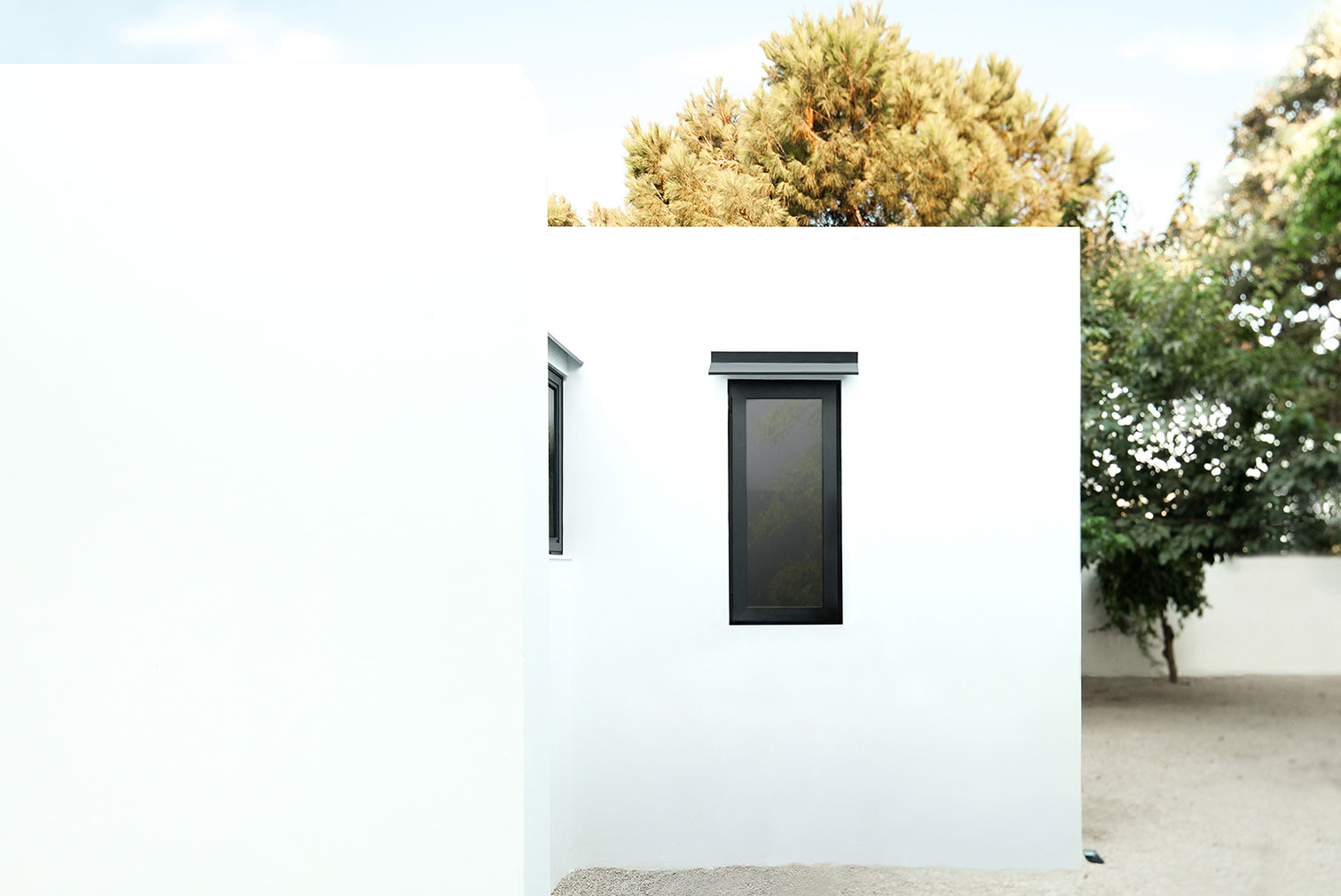 Monocabin tiny home in Greece