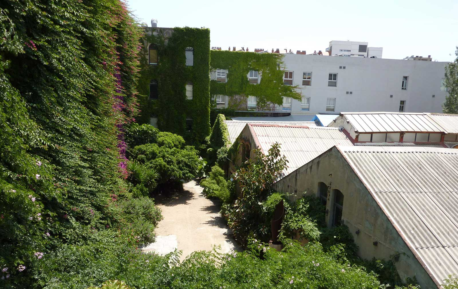 Palo Alto in Poblenou, Barcelona