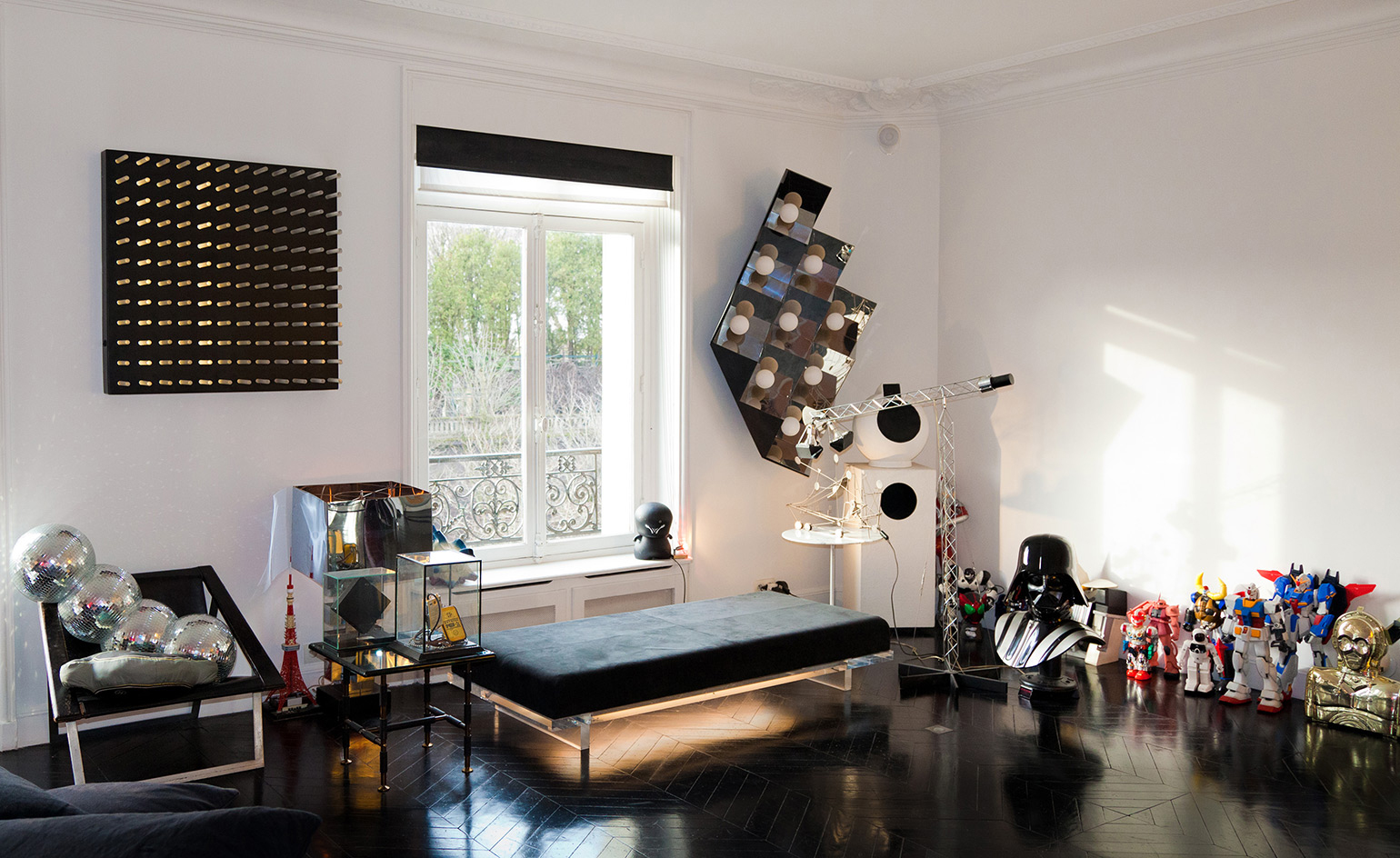 home design art. Paris Home Of Alexandre De Betak Set Designer Is Auctioning Off His Art And Design