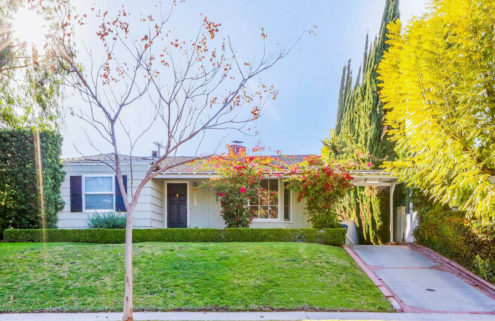 Pulp Fiction house lists for $1.4m