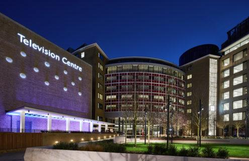 Television Centre, White City