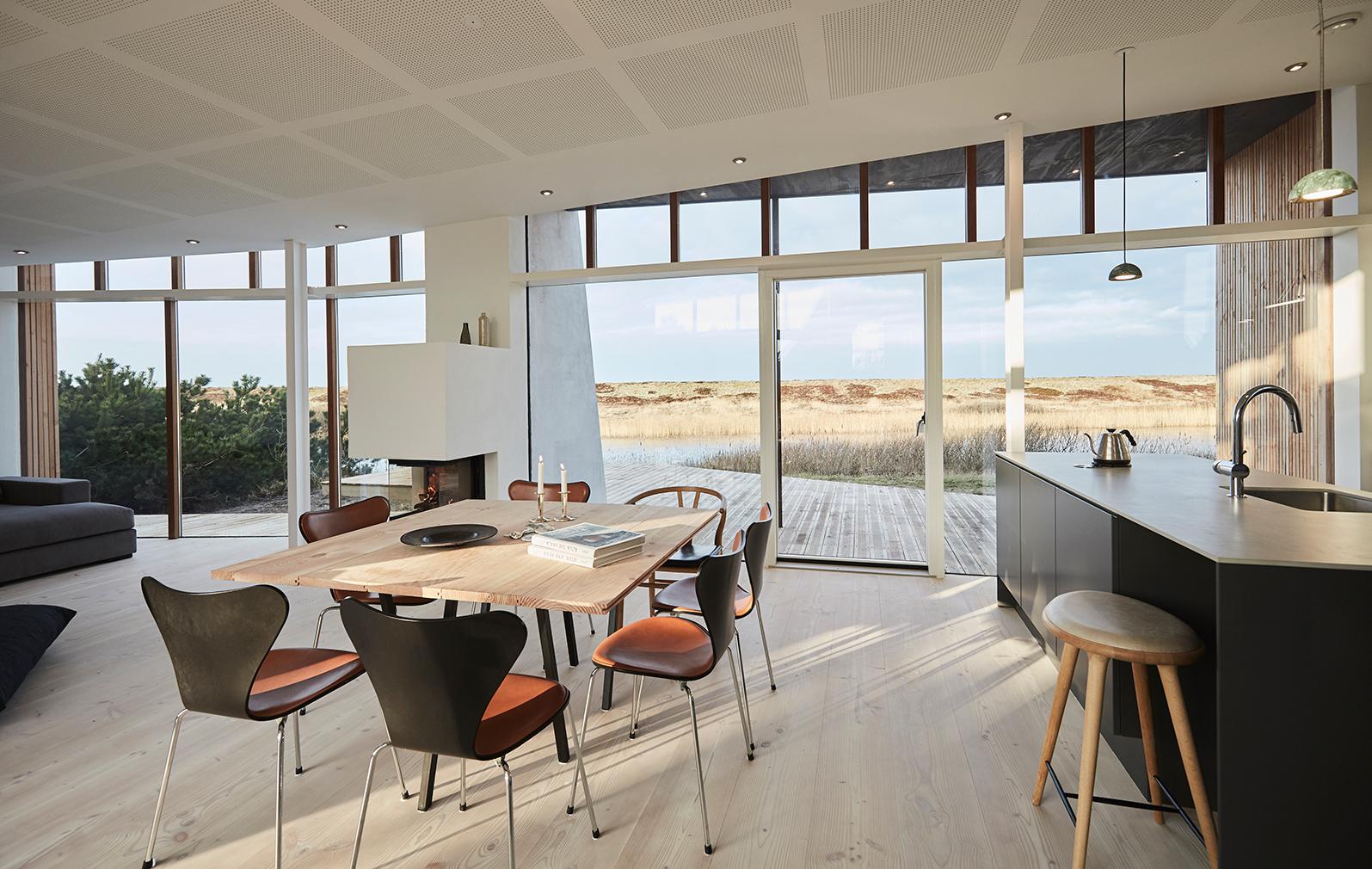 Light house holiday home in Denmark