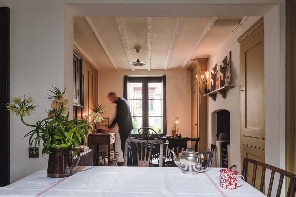 Meticulously Restored Georgian Townhouse In London Lists For GBP165m