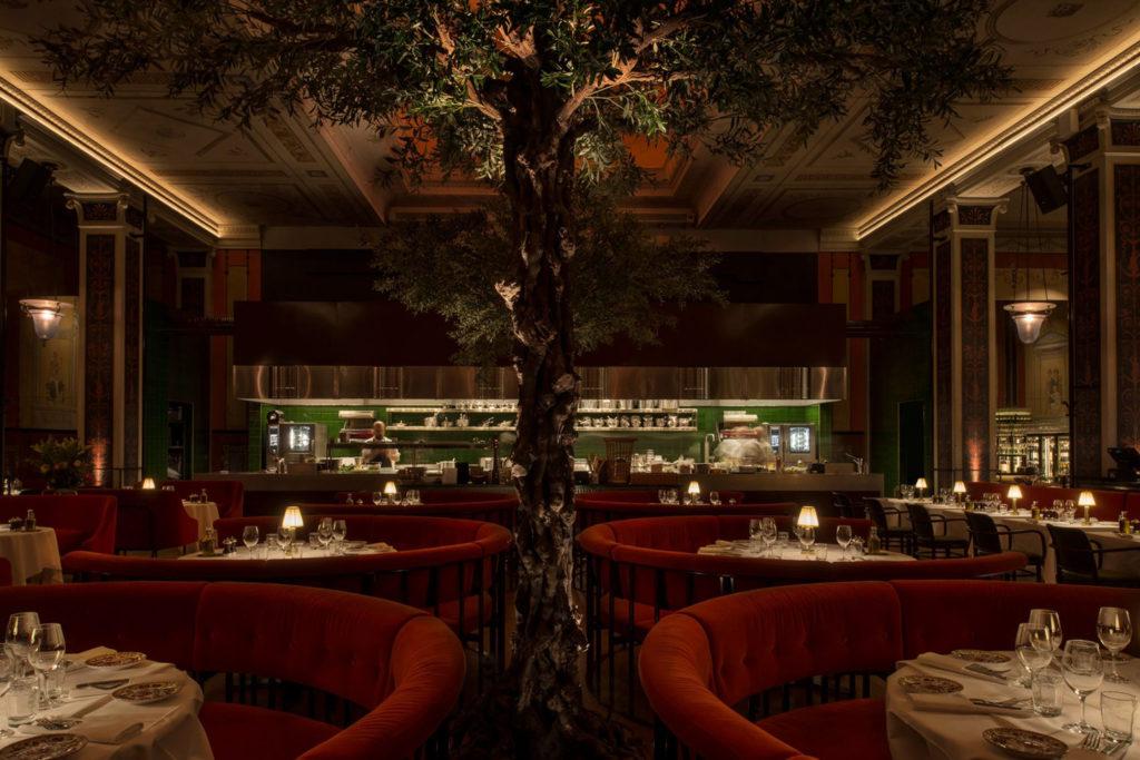 Stockholm Cinema Enjoys Second Life As Decadent Italian Restaurant L Avventura