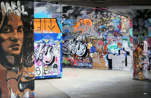 London's famous South Bank skatepark is set to supersize