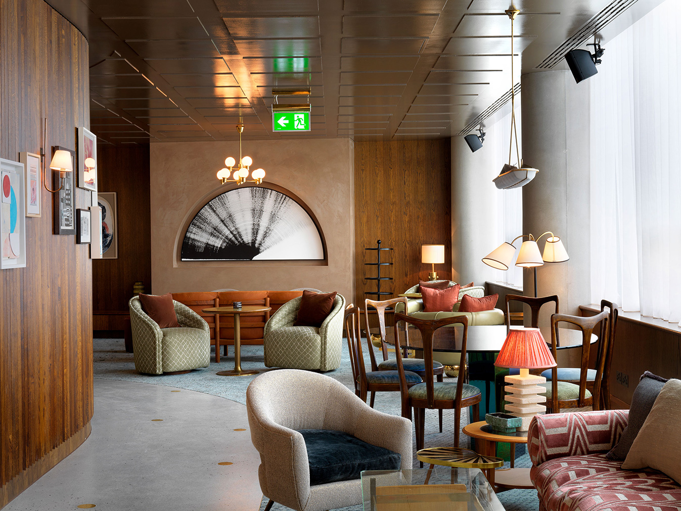 Peek inside the BBC Television Centre's White City House