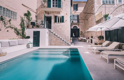 Property of the week: a restored Mallorcan townhouse