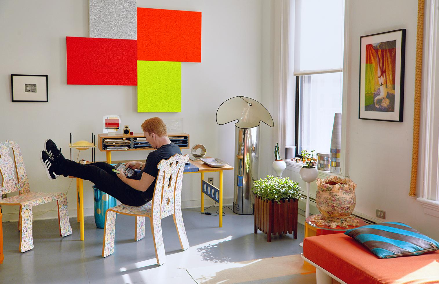 Jim Walrod interior designer