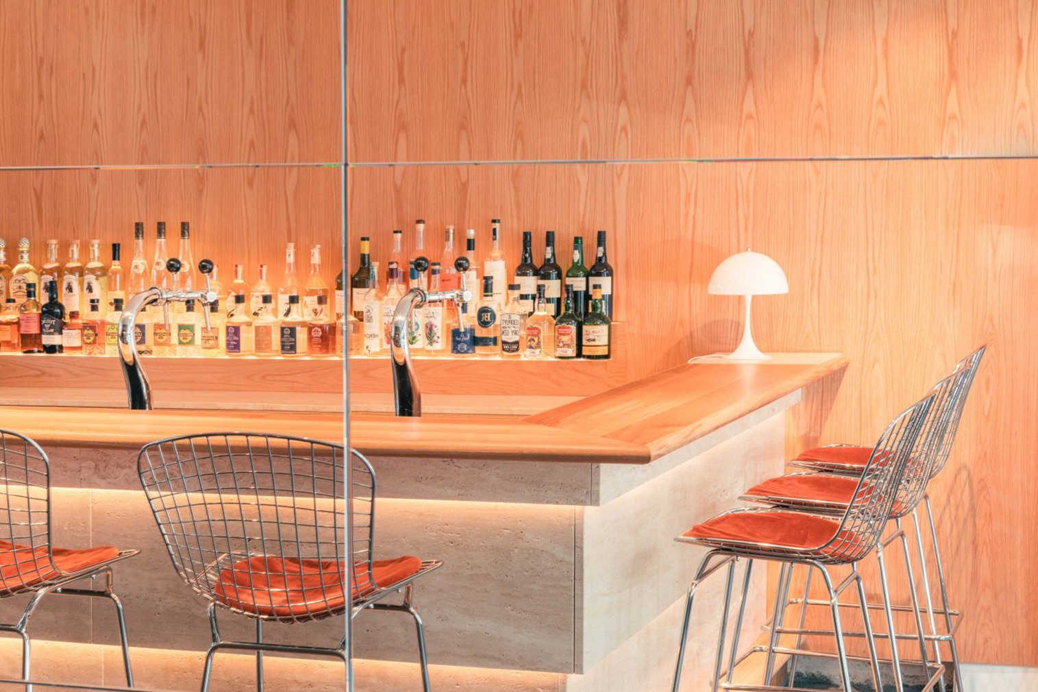 New Rotterdam culinary haunt Héroine channels the 1970s