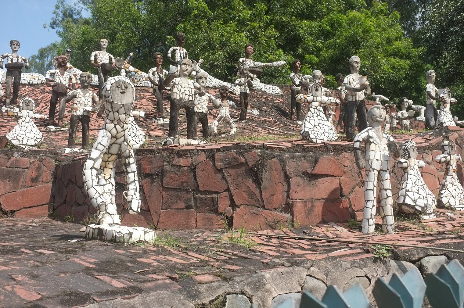 Nek Chand's Rock Garden, India