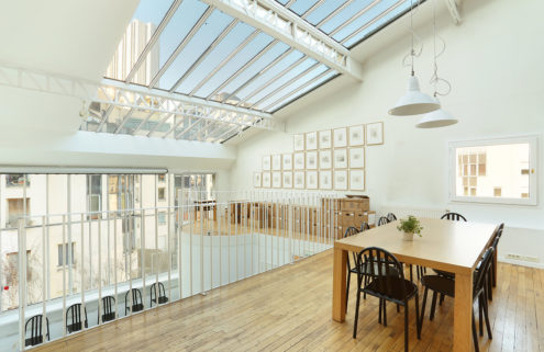 Parisian art gallery home hits the market for €6m