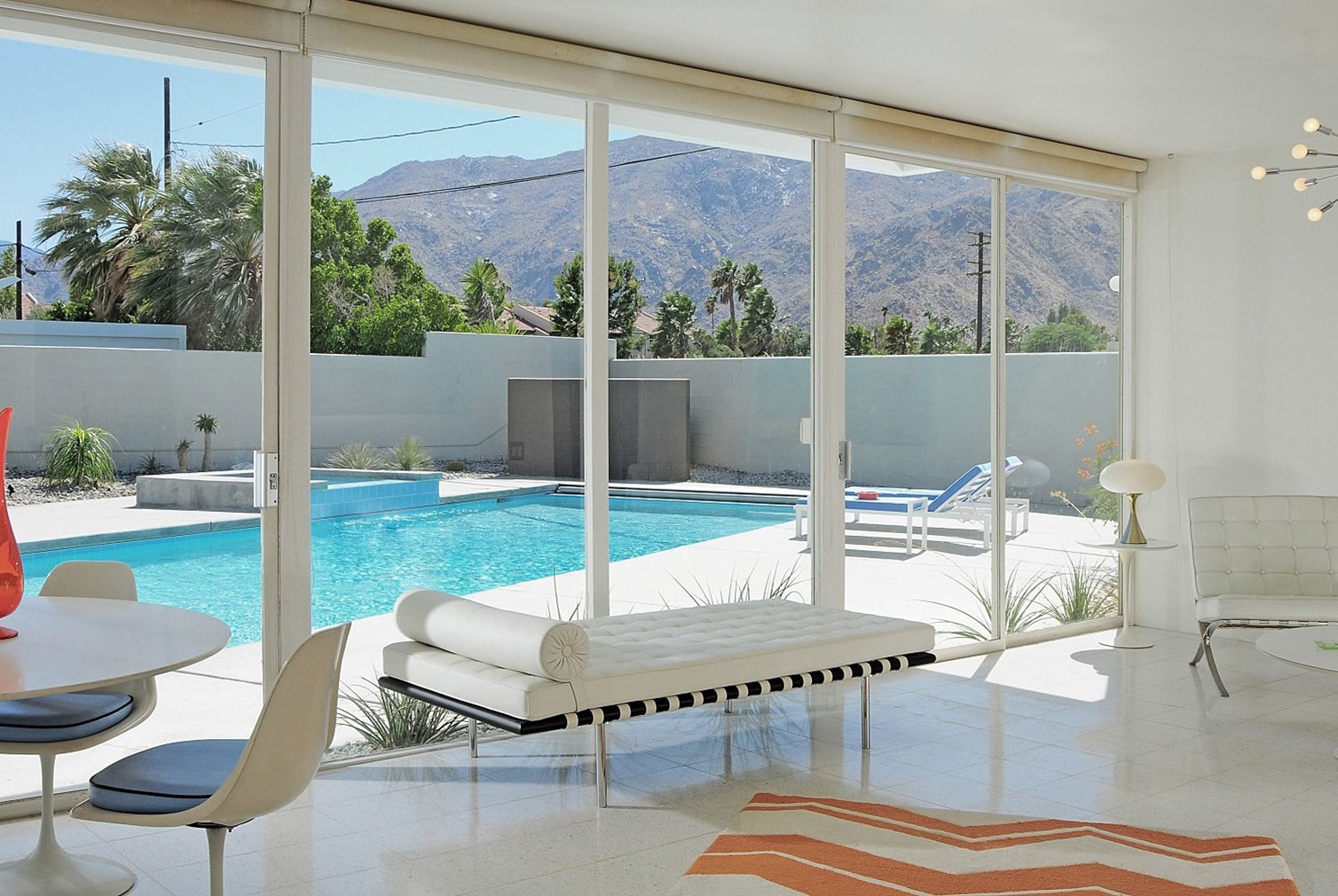 Radical 1960s prefab home in Palm Springs designed by Donald Wexler and Richard Harrison