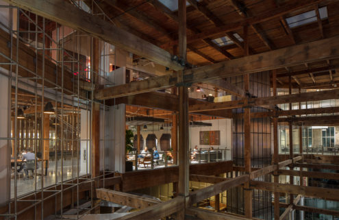 A colossal coworking space opens in Contemporary Art Centre New Orleans
