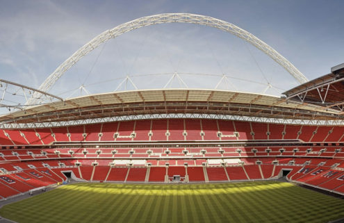 Is Wembley Football Stadium is for sale?