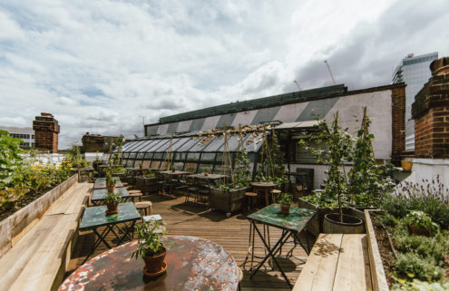 8 of the best rooftop bars in London this summer